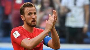 Kane se despide de su afición tras caer eliminado en el Mundial de...