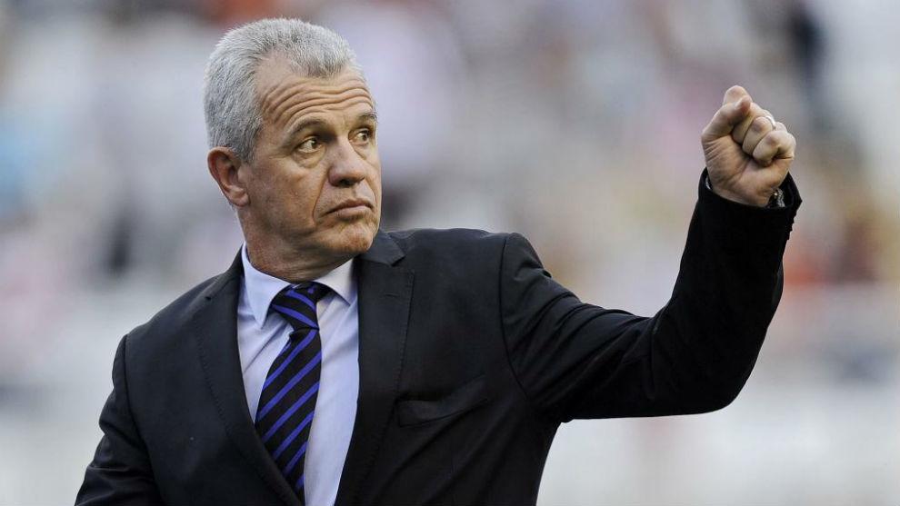 Javier Aguirre podría dirigir a Mohamed Salah