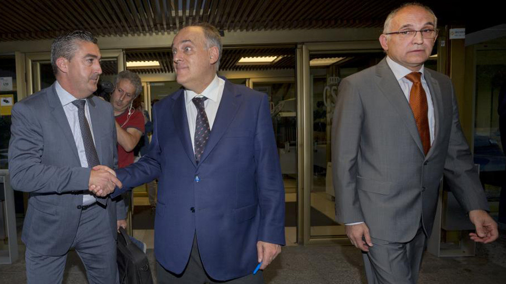 LaLiga and the Spanish FA met on Thursday