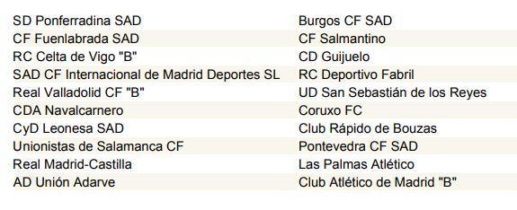 Calendario Segunda B Grupo 1.Calendario Completo Del Grupo 1 De Segunda B Marca Com