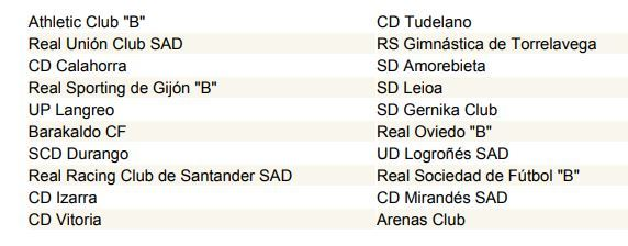 Calendario completo del Grupo 2 de Segunda B   Marca.com