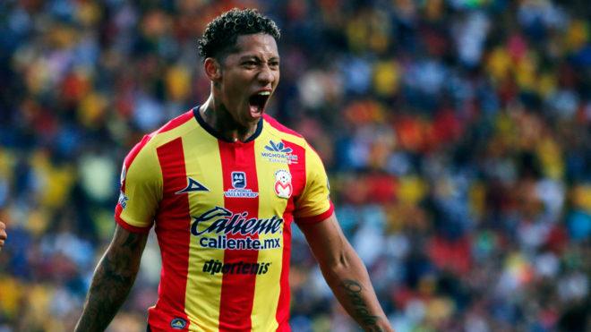 Santos es castigado por Morelia; cae 3-1