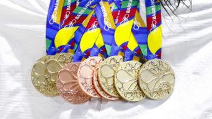 Así queda el medallero tras el día nueve de los Juegos Centroamericanos y del Caribe