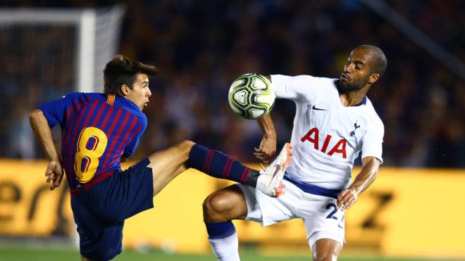 Buen duelo en la International Champions Cup
