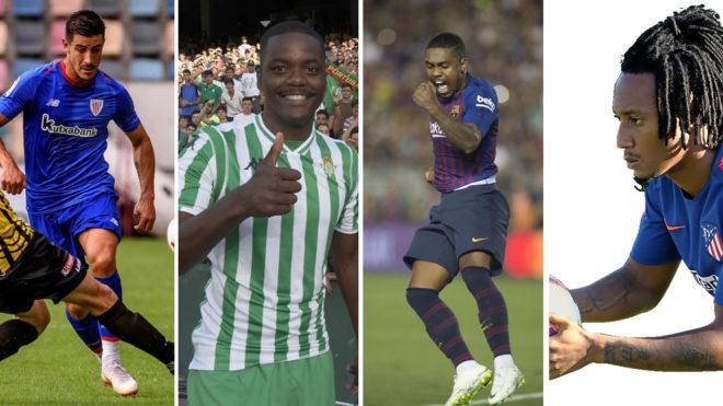 Yuri, William Carvalho, Malcom y Gelson Martins, cuatro joyas del...