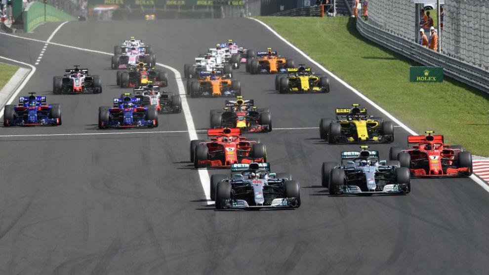 | F1 2018 T.XX | 21/21 Sanciones Gran Premio de Hungria (Hungaroring) 15328759975696