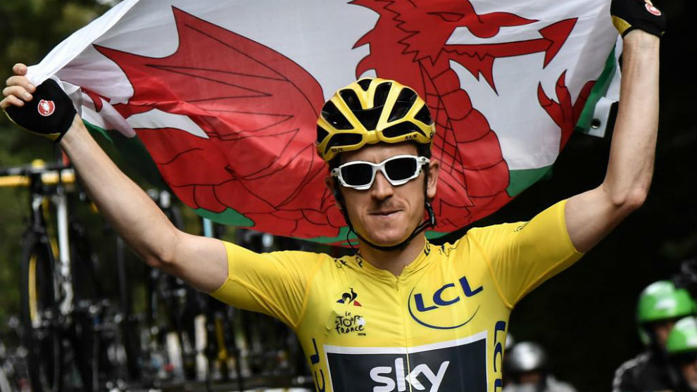 Britain's Geraint Thomas set to capture Tour de France