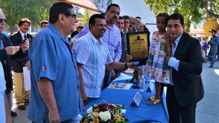 Morales fue inducido al Salón de la Fama en su ciudad natal
