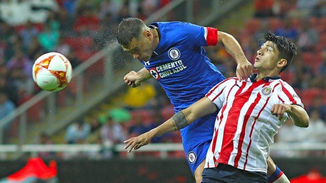Pablo Aguilar llegó apara aportar solidez en defensa