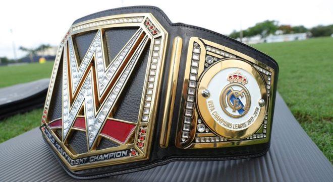 Ligue des Champions: La WWE offre une récompense au Real Madrid