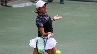Giuliana Olmos en acción