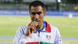 Juan Luis Barrios consigue su octavo oro en Juegos Centroamericanos