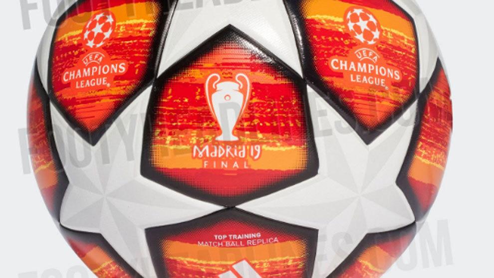 a8165745d3b9e Champions LeagueSe filtran los posibles balones de la fase de grupos y la  final del Wanda Metropolitano