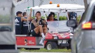 Sergio Ramos ya es uno más para Lopetegui