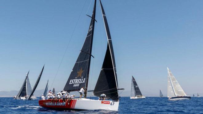 El Estrella Damm, en la tercera jornada de competición en Palma