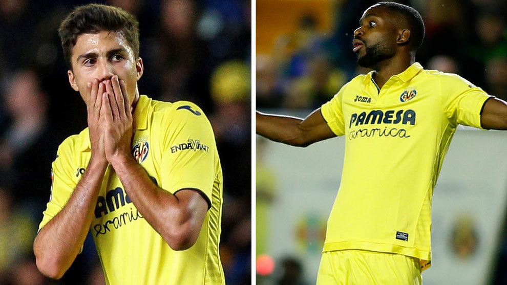 Rodri y Bakambu, dos jugadores importantes para el Villarreal que han...