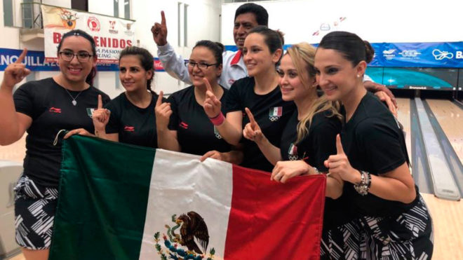 Las chicas superaron a Colombia y Aruba