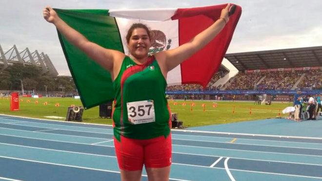 Fernanda Orozco registró su mejor marca personal