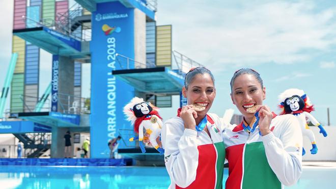 Los atletas aztecas ganaron 11 medallas de oro.