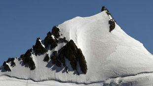 El Mont Blanc.