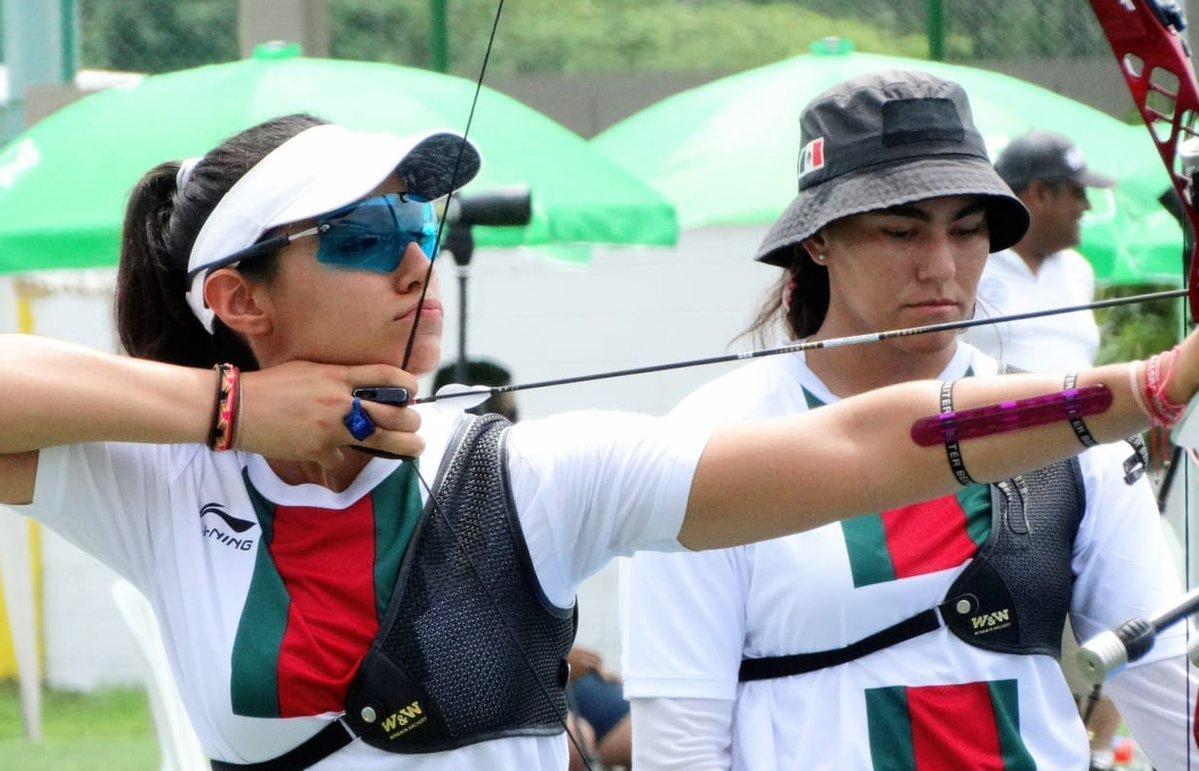 Alejandra Valencia y Ana Paola Vázquez.