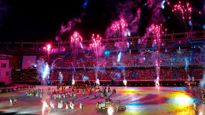 Ceremonia en Barranquilla 2018