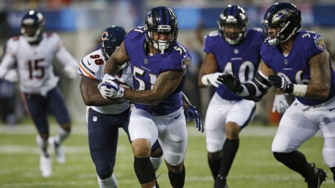 Nfl Bears Vs Ravens Baltimore Inicia Con Triunfo La Pretemporada