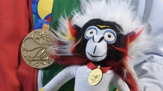 Últimas medallas en Barranquilla 2018