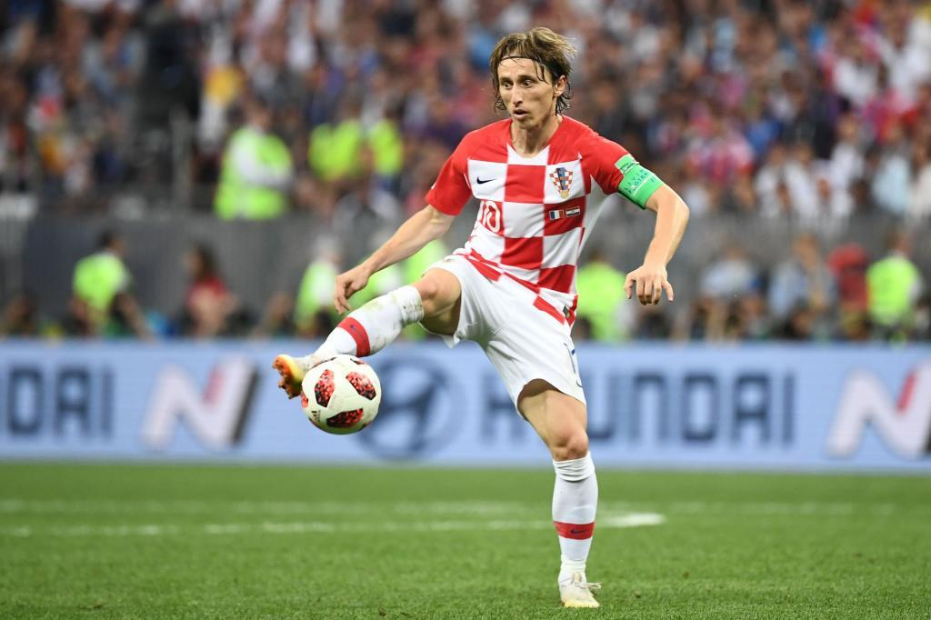 Luka Modric, Mateo Kovacic happy at Real Madrid, says Julen Lopetegui