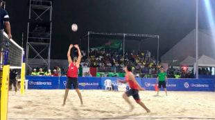 14 | Voleibol playa - Varonil y femenil | 1-Agosto