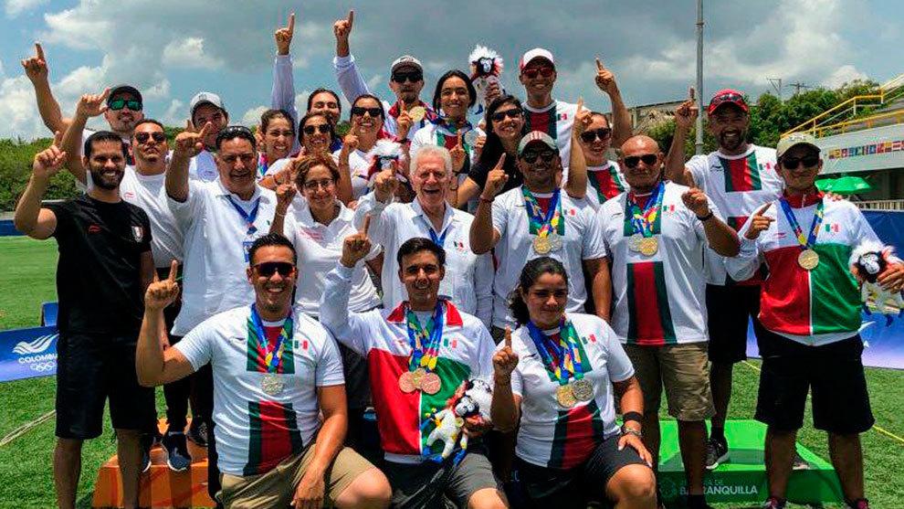 México cierra con medallas su actuación en Tiro con Arco