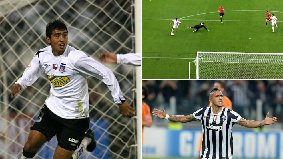 Arturo Vidal's best moments
