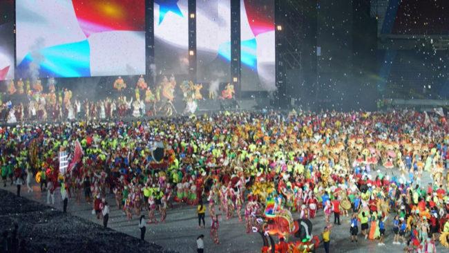 Revive la ceremonia completa de Clausura Barranquilla 2018