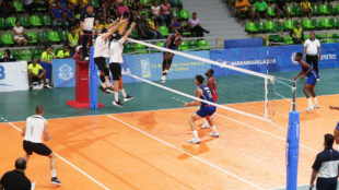 15 | 16:00 | Voleibol | Juego por bronce| 2-Ago