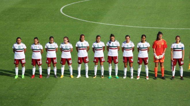 Femenil sub-20 arranca con triunfo 3-2 ante Brasil
