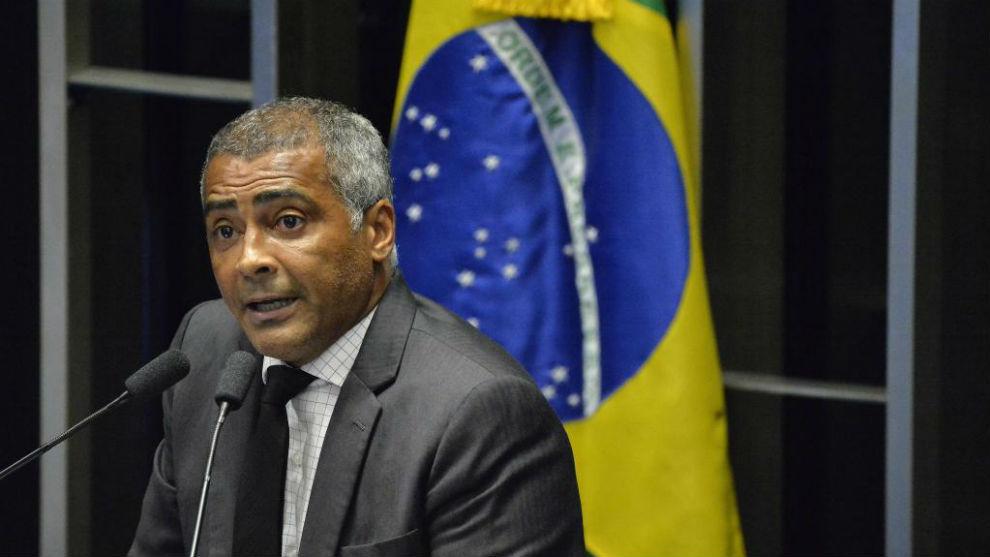 Romário, en una imagen de archivo.