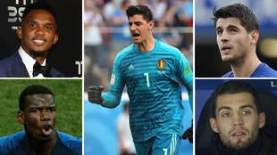 LIVE: Courtois, Rabiot, Pogba, Kovacic, Etoo and the hottest names on the market