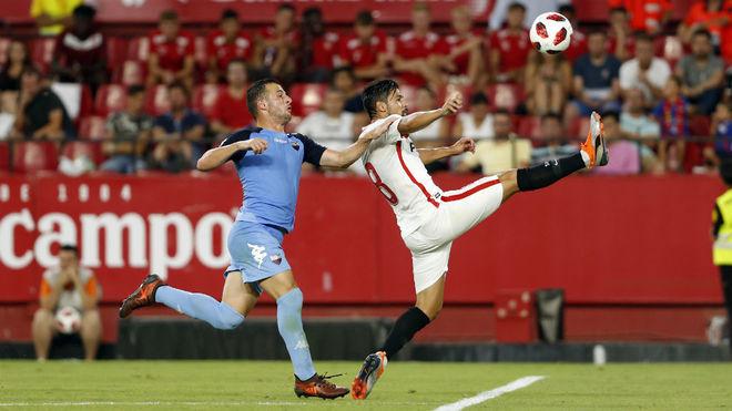 Camiseta Sevilla FC B. Lasso