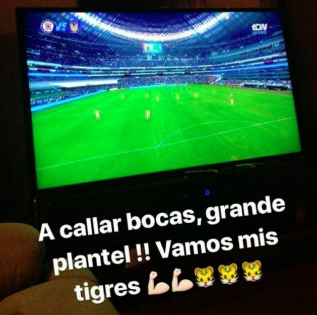 Liga Mx Apertura 2018 Cruz Azul Vs Tigres Gignac Se Hizo