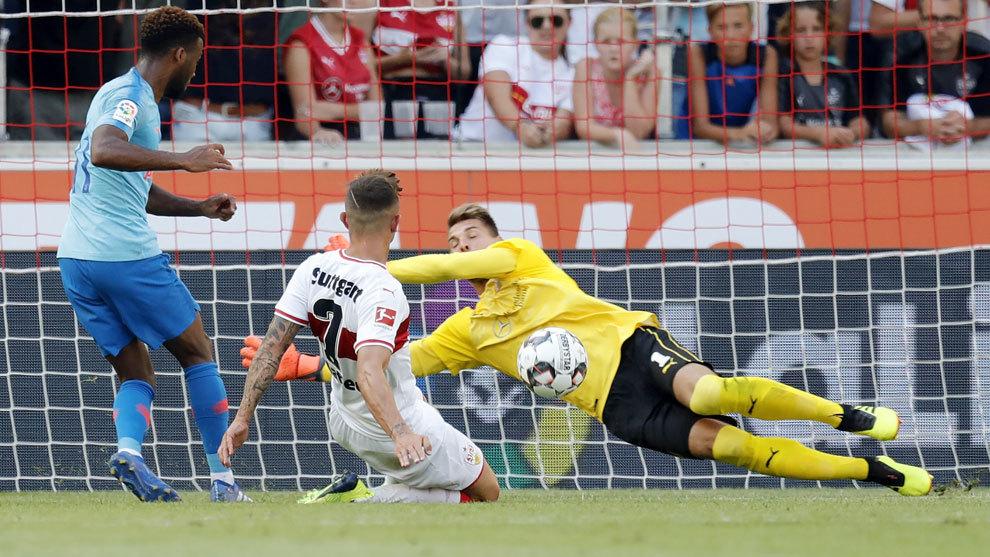 Stuttgart vs Atletico Madrid