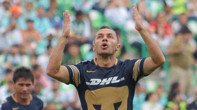 Marcelo Díaz dijo adiós a Pumas