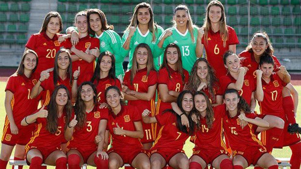 8396bfc7b13c7 Fútbol Femenino Sigue en directo el partido de la selección española
