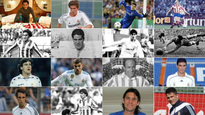 Players that represented both Atletico and Real Madrid