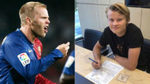 Real Madrid sign one of Eidur Gudjohnsen's sons