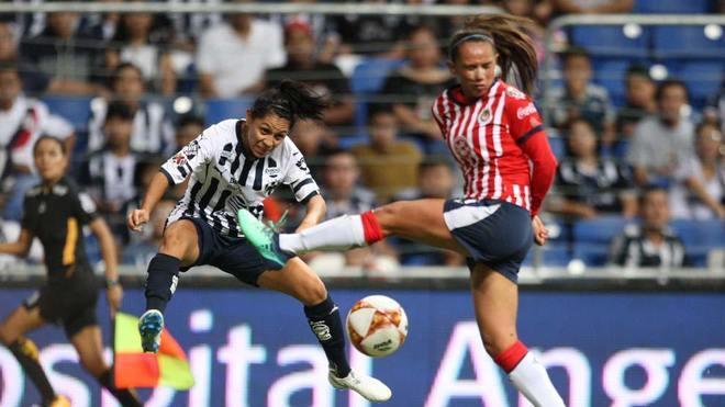 Recibirá Monterrey a Guadalajara en la Liga Mx femenil