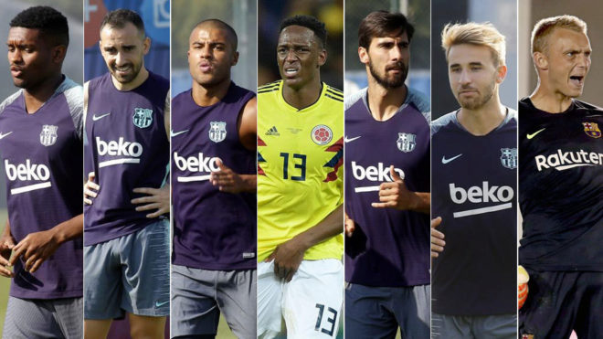 Transfer Market - Barcelona: Just 48 hours for Barcelona to