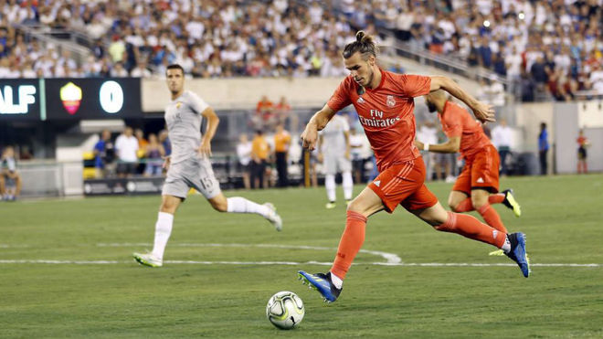 Real Madrid coach Lopetegui hails Bale after Roma win: He's doing great