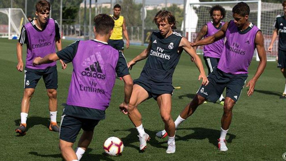 La oferta del Real Madrid a Luka Modric