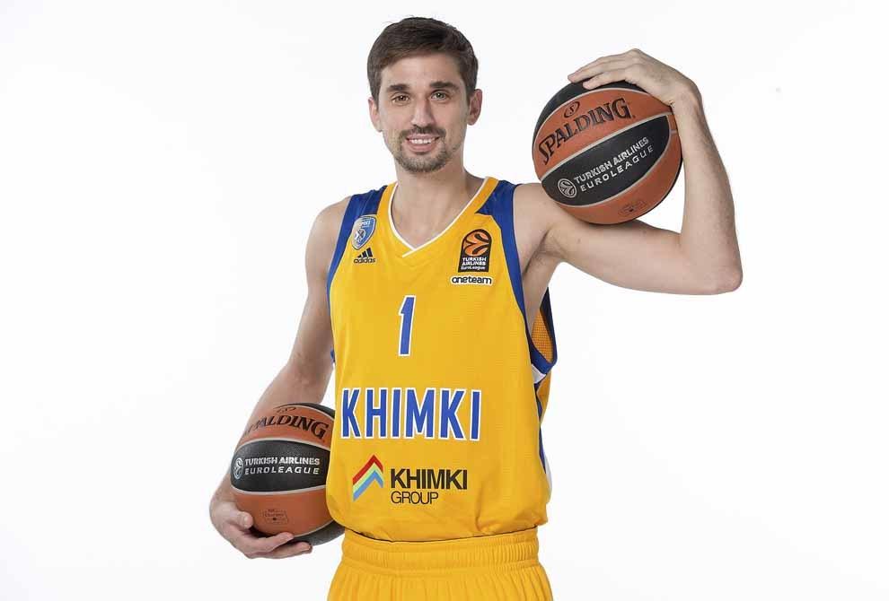 1. Alexey Shved (Khimki. 4.000.000 de dólares)