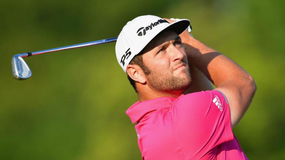 Niemann destaca y Grillo bajo par en el Campeonato de la PGA